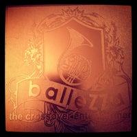 Photo taken at balleZZa by Amelia K. on 10/7/2012