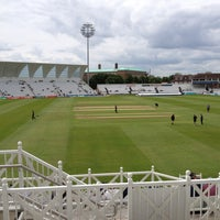 Photo taken at Trent Bridge Cricket Ground by Peter L. on 6/16/2013