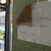 Photo taken at Federal Hill Laundromat by Michael-Alan G. on 6/17/2014