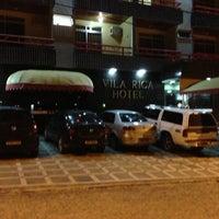 Photo taken at Hotel Vila Rica by Marcos V. on 5/1/2013
