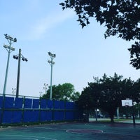 Photo taken at NCTU BasketBall Court by ranhow c. on 8/5/2016