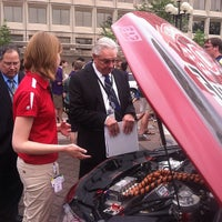 Photo taken at U.S. Department of Energy (DOE) by OSU EcoCAR 2 on 6/12/2014