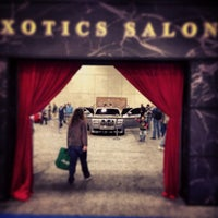 Photo taken at San Diego International Auto Show by San Diego A. on 12/28/2012