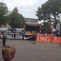 Photo taken at Marktplein by Rudi R. on 6/21/2014