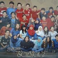 Photo taken at SMA Negeri 9 Bandung by Rachma H. on 4/22/2013