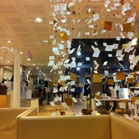 Photo taken at Galeries Lafayette Montparnasse by Betty C. on 2/25/2013