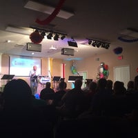 Photo taken at Real Life church by Chicke F. on 10/12/2014