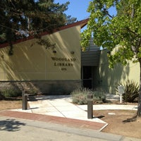 Photo taken at Woodland Branch Library by Richard F. on 7/20/2013