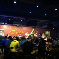 Photo taken at Ryles Jazz Club by Claudia S. on 8/29/2014