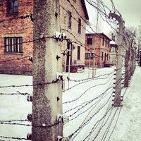 Photo taken at Auschwitz-Birkenau Museum by Diogo H. on 1/18/2013