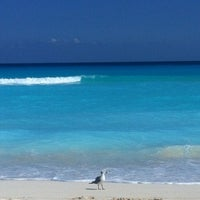 Photo taken at Playa Marlin by Shei D. on 10/28/2012