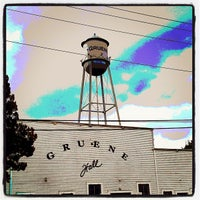 Photo taken at Gruene Hall by Mark D. on 1/27/2013