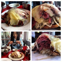 Photo taken at Artie's New York Delicatessen by Gregory S. on 3/29/2013
