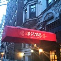 Photo taken at Joanne Trattoria by Maryrose L. on 3/6/2013
