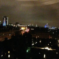 Photo taken at The Park Tower Knightsbridge by TALAL A. on 3/9/2013