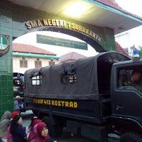 Photo taken at SMA Negeri 1 Surakarta by Nana S. on 8/11/2014