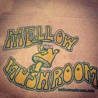 Photo taken at Mellow Mushroom Pizza by Brett M. on 8/15/2013
