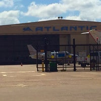 Photo taken at Atlantic Aviation (HOU) by ArtJonak on 7/13/2015