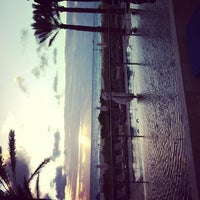 Photo taken at Poolside@ Miami Mariott by Steven M. on 12/15/2012