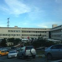 Photo taken at Sarıyer Doğa Koleji by Mete D. on 1/25/2013