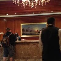 Photo taken at The Ritz-Carlton, Washington, DC by Sung P. on 10/12/2012