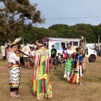 Photo taken at Shinnecock Indian Nation by Beatriz G. on 9/1/2013