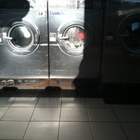 Photo taken at Giant Wash Coin Laundry by La L. on 8/13/2013