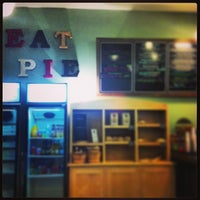 Photo taken at Shuswap Pie Company by Rob H. on 2/2/2013