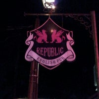 Photo taken at Republic Pub by Leonardo M. on 9/15/2012