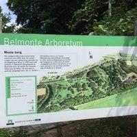 Photo taken at Belmonte Arboretum by Mirre O. on 7/9/2015