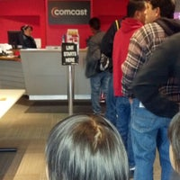 Photo taken at Comcast by Matthew R. on 12/8/2013