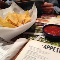 Photo taken at On The Border Mexican Grill & Cantina by Caroline G. on 12/6/2012
