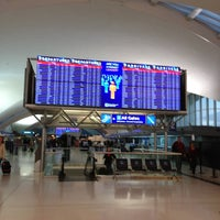 Photo taken at Lambert-St. Louis International Airport (STL) by Chris R. on 11/16/2012