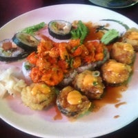 Photo taken at Young Sushi by Marisa M. on 3/20/2013