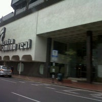 Photo taken at Centro Comercial Camino Real by Camu C. on 10/24/2012