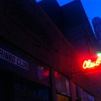 Photo taken at Rainbo Club by Edgar B. on 6/23/2013