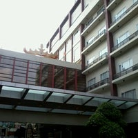 Photo taken at Amalia Hotel by abdi k. on 9/21/2012
