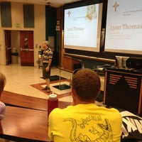 Photo taken at Beering Hall of Liberal Arts and Education (BRNG) by Dianna W. on 7/18/2013