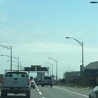 Photo taken at NJ Turnpike Exit 14 by Glenn D. on 6/17/2016