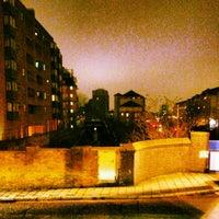 Photo taken at Danubius Hotel by Valentin C. on 1/25/2013