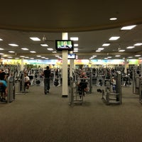 Photo taken at LA Fitness by Orcun T. on 6/18/2013