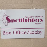 Photo taken at Spotlighters Theatre by K.C. H. on 7/28/2013