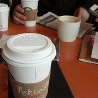 Photo taken at Starbucks by Diane B. on 1/6/2013