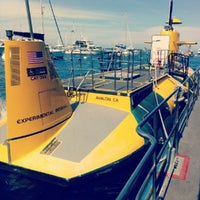Photo taken at Catalina Semi-submersible Undersea Tour by Jessica H. on 9/22/2012