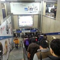 Photo taken at Seoul Station by 한빈 김. on 1/16/2013