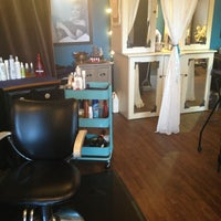 Photo taken at Pinup Salon by Rebecca E. on 10/22/2013