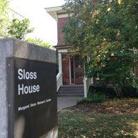 Photo taken at Margaret Sloss Women's Center by B.J. F. on 9/18/2013