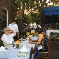 Photo taken at Taverna Cretekou by Richard G. on 8/15/2015