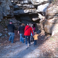 Photo taken at Cumberland Caverns by Matt W. on 11/20/2012