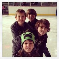 Photo taken at Pelham Civic Complex by Sara W. on 1/18/2014